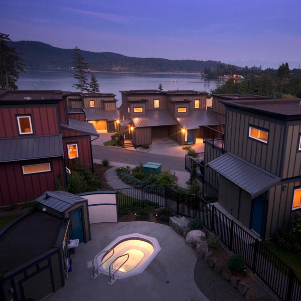 Sooke-Resort
